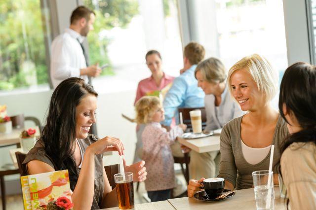 Klimaanlagen für Gastronomie
